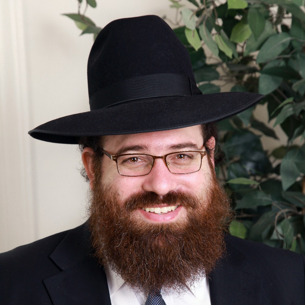 Rabbi Avrohom Yitzchak Ausband
